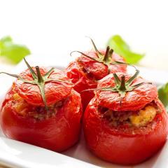 Tomates Farcies Bio